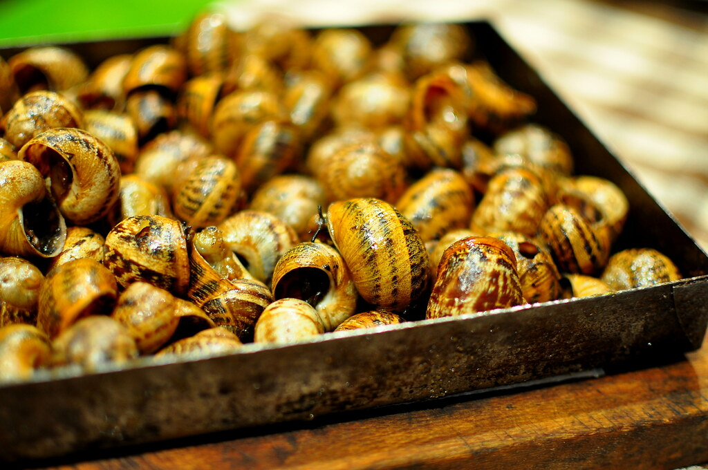 """Snails to the """"llauna"""""""